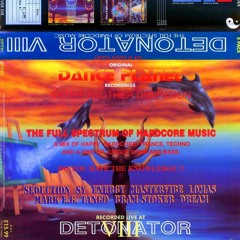 Dj Sy - Dance Planet - Detonator VIII - 1995