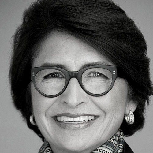Teaching Entrepreneurship. Cybersecurity, Cookies & COVID-19. Sylvia Acevedo, CEO, Girl Scouts USA.