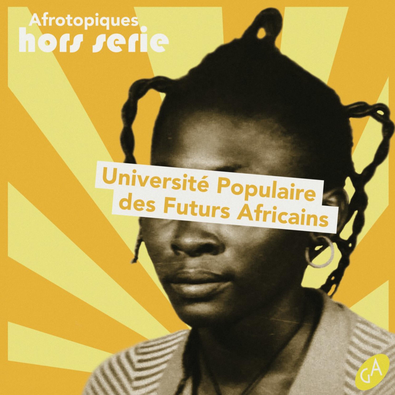 """hors-série UPFA 2/4 : """"Les espaces-temps du continent"""""""