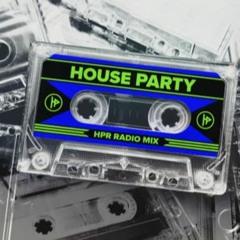 House Party Radio: 004