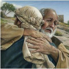 ترنيمة ابويا سبت حضنه (جميله جداااااا) لابونا موسى رشدى اللحن الروحاني
