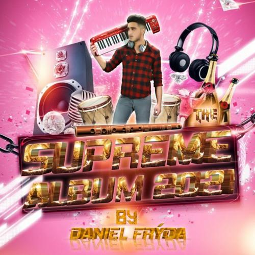 THE SUPREME ALBUM 2021 BY DANIEL FRÝDA