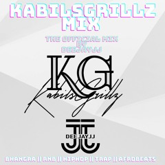 THE OFFICIAL KABIL GRILLZ MIX   BY DEEJAYJJ