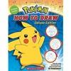 [F.R.E.E] [D.O.W.N.L.O.A.D] [R.E.A.D] How to Draw Deluxe Edition (Pokémon) (Ebook pdf)