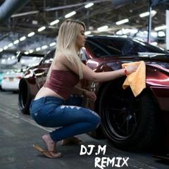 DJ.M ❌ Neha Kakkar - Tera Ghata ((-DJ.M Remix-))