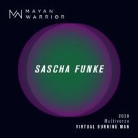 Sascha Funke - Mayan Warrior - Virtual Burning Man 2020