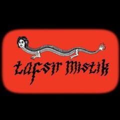 The Panturas - Tafsir Mistik (Official Lyric Video)