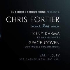 Chris Fortier @ AMH - Asheville, NC January 5, 2019