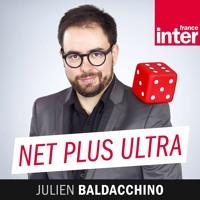 """Radio K7 sur France Inter — Le podcast de la semaine Emission """"Net Plus Ultra"""" Julien Baldacchino"""