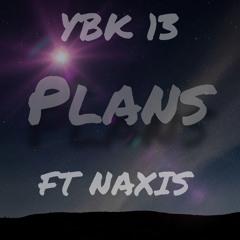 YBK 13 - plans FT (Naxis)