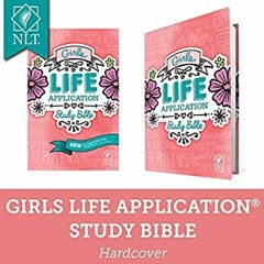 Free [epub]$$ Tyndale NLT Girls Life Application Study Bible, Pink (Hardcover), NLT Bible with Over