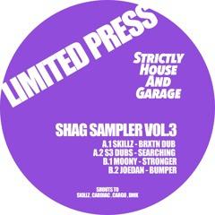 Shag Sampler Volume 3 (SHAG V008) Out 24th September