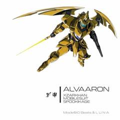 XZARKHAN - ALVAARON (Feat. Mobilesuit & Spookikage)[Prod. Mode$t0 + L U N A]