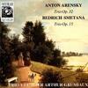 Piano Trio No. 1 in D Minor, Op. 32: I. Allegro moderato