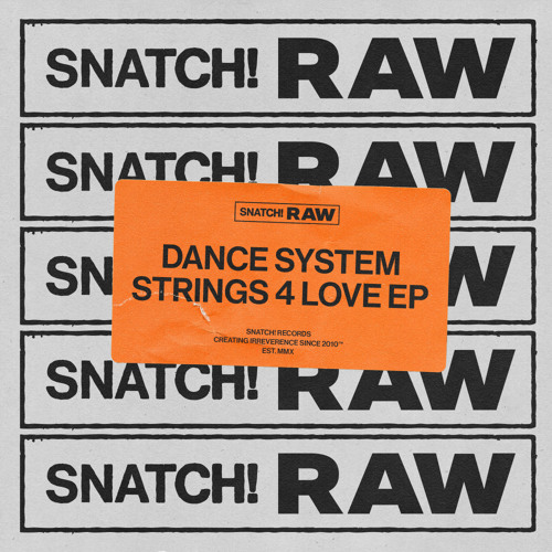Dance System - This Thing (Original Mix)