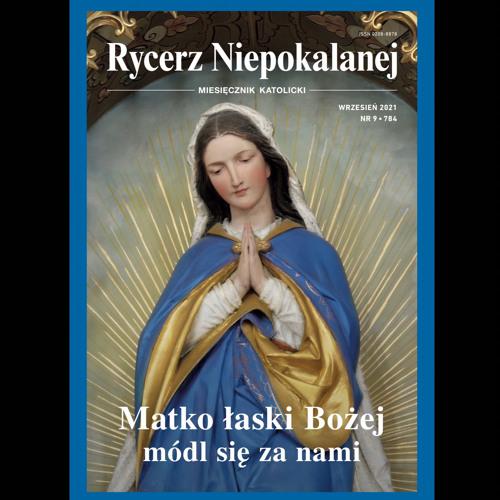RYCERZ NIEPOKALANEJ - audiobook, WRZESIEŃ_2021
