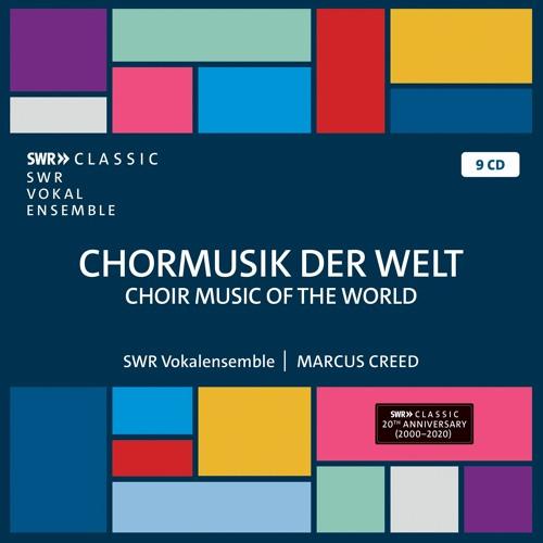 Mediencheck: Länder-CD-Box des SWR Vokalensembles