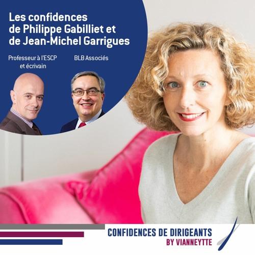 #3- Les Confidences de Philippe Gabilliet et de Jean-Michel Garrigues By Vianneytte - Episode 2