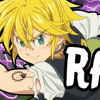 MELIODAS RAP Dragon RUSTAGE [Seven Deadly Sins]
