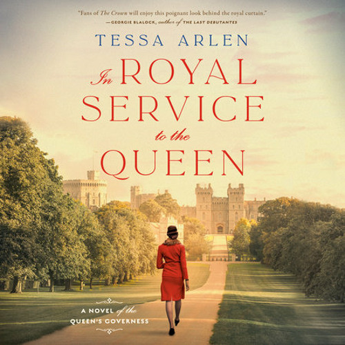 In Royal Service to the Queen by Tessa Arlen, read by Mhairi Morrison