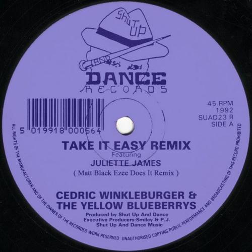 FREE DOWNLOAD: Cedric Winkleburger - Take It Easy (Matt Black Ezee Does It Remix)