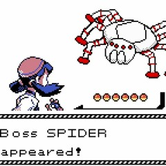 Pokémon Gold/Silver/Crystal - Battle! THE GIANT ENEMY SPIDER (Music)