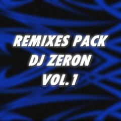 CUMBIAS REMIX 2021 - Dj ZERON - REMIXES PACK VOL.1