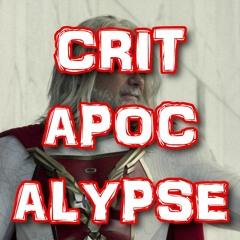 Critapocalypse Podcast 160 - Josh Duhamal as Santa!