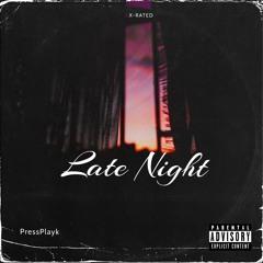 Late Night_(Prod by AudioPlug)