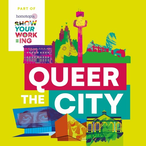 Queer The City 2: THE WALK St James' Gardens, L8
