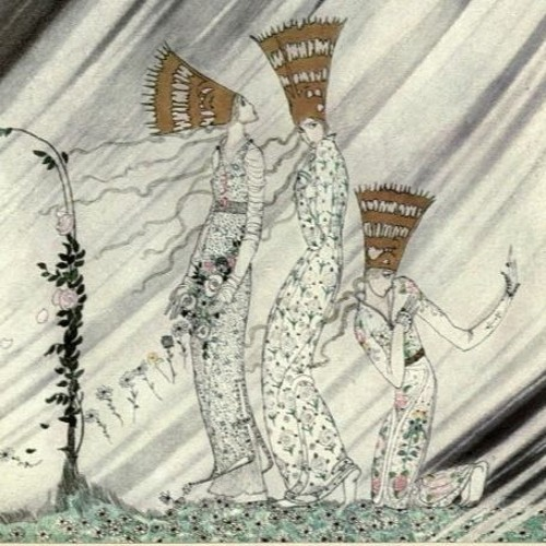 The Three Princesses in the Blue Mountain