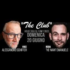 """Domenica 20 Giugno """"The Club"""""""