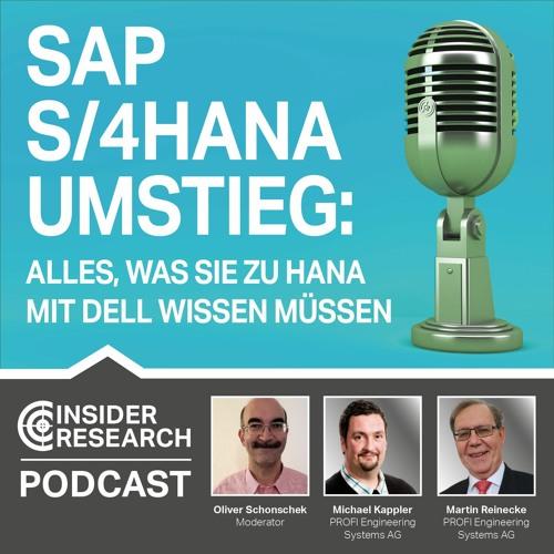 Alles, was Sie zu SAP HANA mit Dell wissen müssen, Martin Reinecke und Michael Kappler von PROFI AG