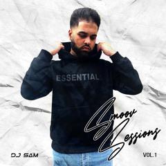 SMOOV SESSIONS 001 - DJ SAM (SLOW JAMZ)