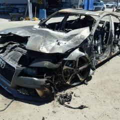 Crashed Da Audi(prod. RjBanks) - Curt2x x LilD x 3cheezo x $ki