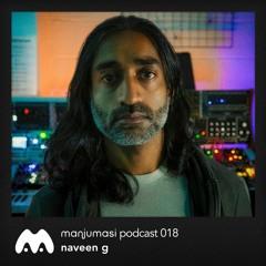 Manjumasi Podcast 018: Naveen G