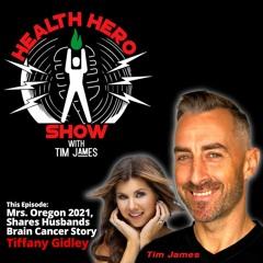Tiffany Gidley, Mrs Oregon 2021, Shares Husbands Brain Cancer Story