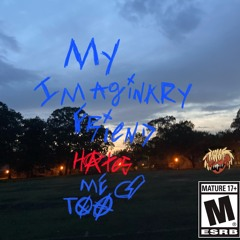 my imaginary friend hates me too (candlelight)