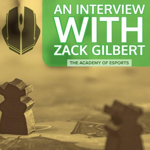 An Interview with Zack Gilbert (@EdGamer)