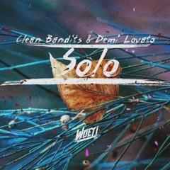 Clean Bandit - Solo (feat. Demi Lovato)Remix.JACK IQ