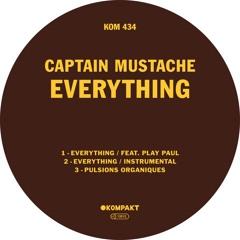 Captain Mustache - Everything (Kompakt 434)