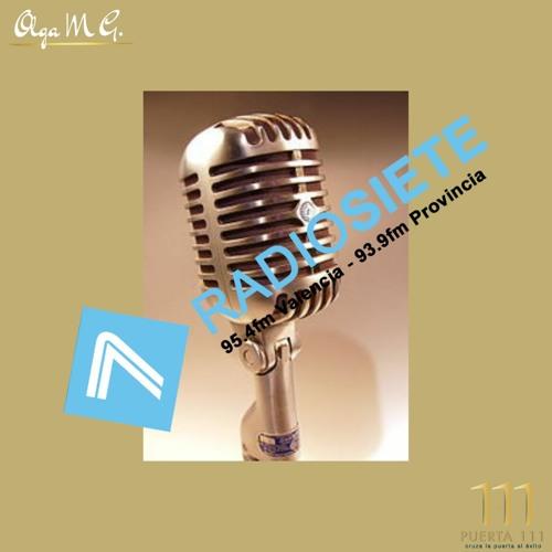 ENTREVISTA Radio 7 Valencia - Olga Maroto (23 - 10 - 2020) PUERTA 111
