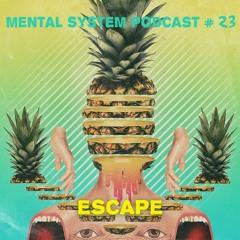 Mental System podcast #23