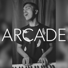 Duncan Laurence - Arcade | (Acoustic Piano Cover by San) #shorts