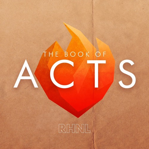 Acts |  Being WITH Jesus