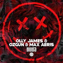 Olly James & Ozgun & Max Aeris - Hooked (Radio Edit) [RRR003]