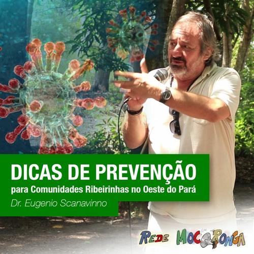 Médico do Saúde e Alegria  Eugênio Scanavinno destaca  prevenção ao Corona Vírus