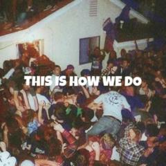 @goodie.6 - How We Do. #jerseyclub
