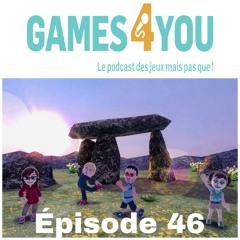 G4U#46 : Une Lara Croft augmentée cherche le Graal dans une ferme pixelisée des Templiers