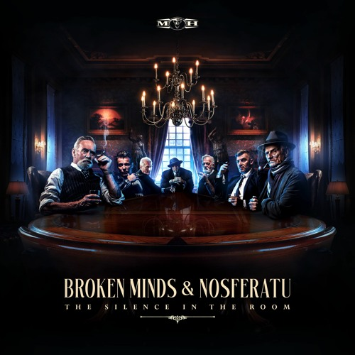 Broken Minds & Nosferatu - The Silence In The Room